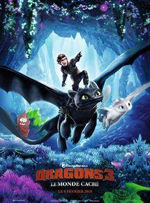 Dragons 3 : Le monde caché DVDRIP 2019 Film Streaming