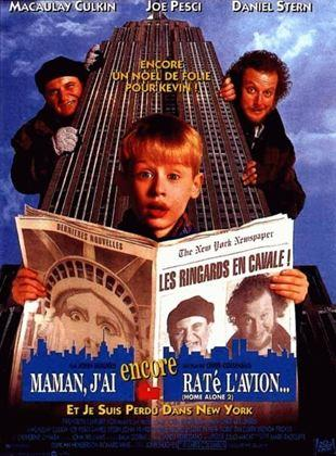 Maman, j'ai encore raté l'avion 1992 DVDRIP Film Streaming