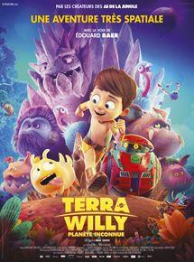 telecharger Terra Willy - Planète inconnue DVDRIP 2019