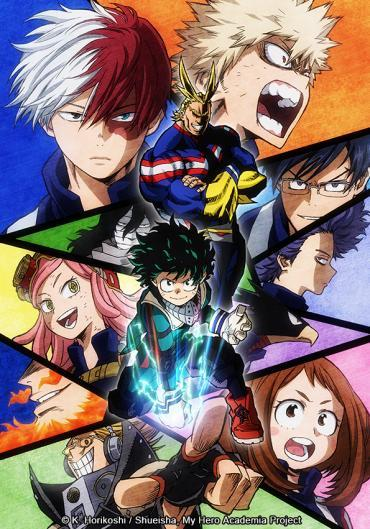 My Hero Academia 2 DVDRIP 2019 Film Streaming