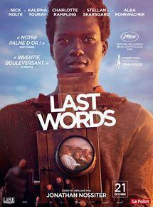 Last Words DVDRIP 2020 Film Streaming