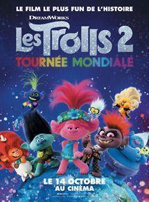 Les Trolls 2 - Tournée mondiale DVDRIP 2020 Film Streaming