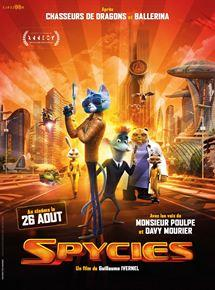 Spycies DVDRIP 2019 Film Streaming