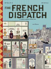 The French Dispatch DVDRIP 2019 Film Streaming