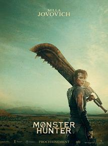 telecharger Monster Hunter DVDRIP 2020