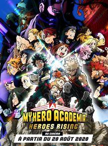 My Hero Academia : Heroes Rising DVDRIP 2019 Film Streaming