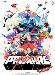 Promare DVDRIP 2019 Film Streaming
