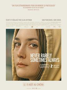 streaming Never Rarely Sometimes Always DVDRIP 2019