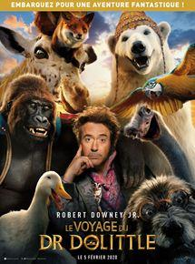 Le Voyage du Dr Dolittle DVDRIP 2020 Film Streaming
